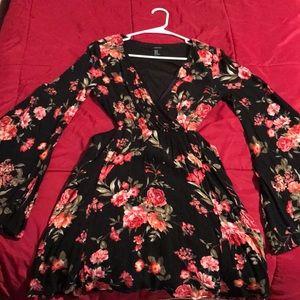 Flower dress from forever21